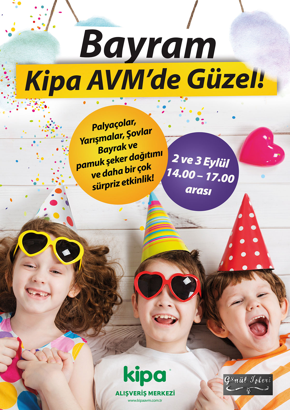 Bayram Kipa AVM'de Güzel!